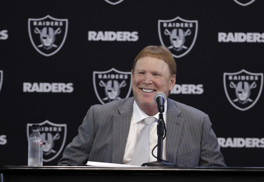 Mark Davis has been chasing Jon Gruden for six years