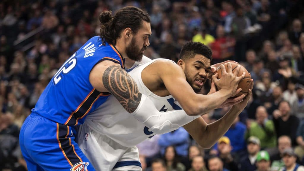 Butler, Wiggins lead Wolves over Thunder