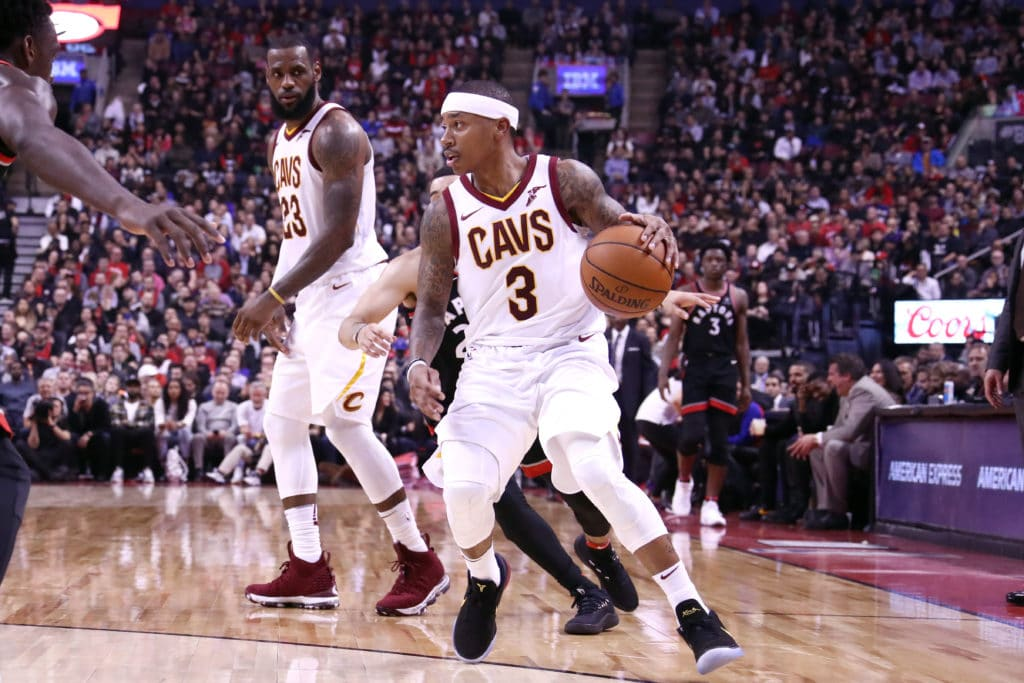 Cleveland Cavaliers making wrong kind of history for LeBron James