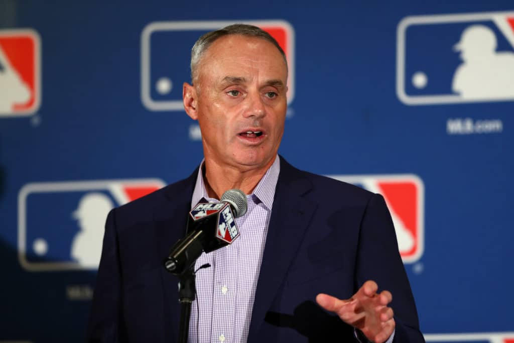 Pitch clock, less mound visits might be added without MLBPA approval