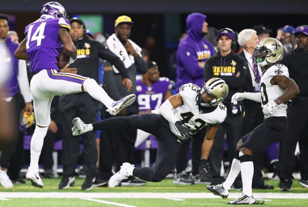 'Miracle in Minnesota' lands Vikings in NFC Championship