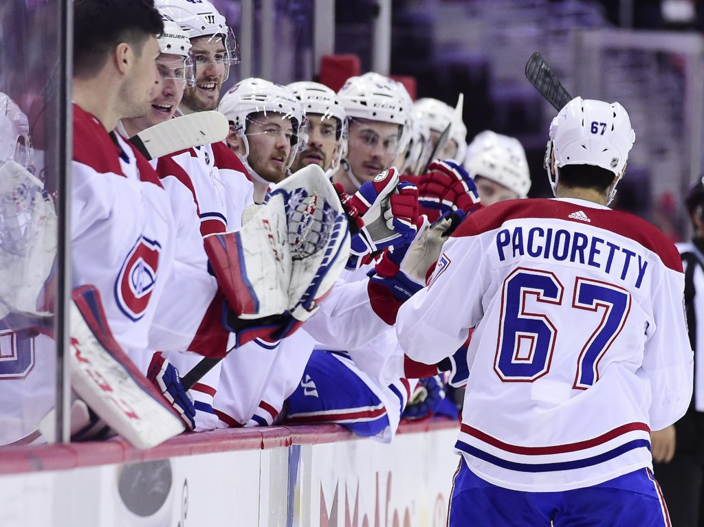 Pacioretty scores again but Bruins defeat Canadiens