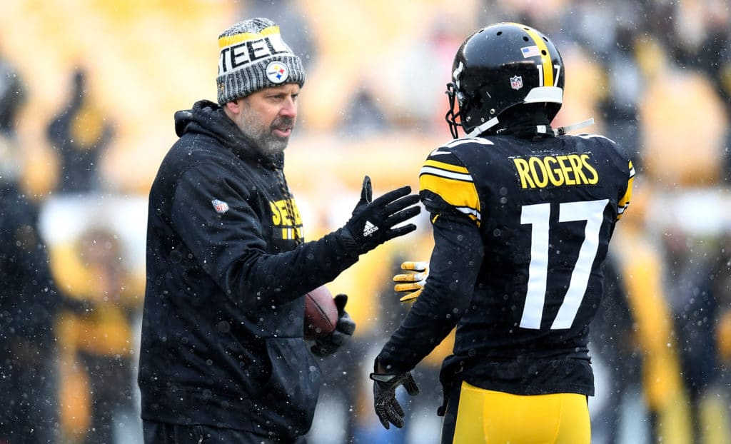 Cleveland Browns hiring Todd Haley as OC