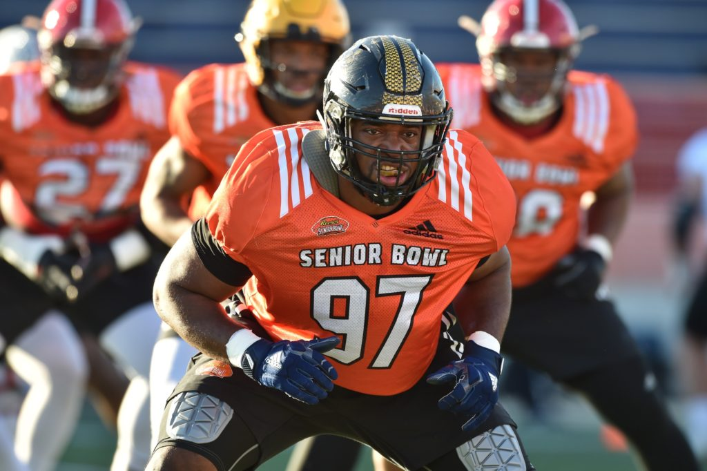 Mayfield's arrival at Senior Bowl delayed