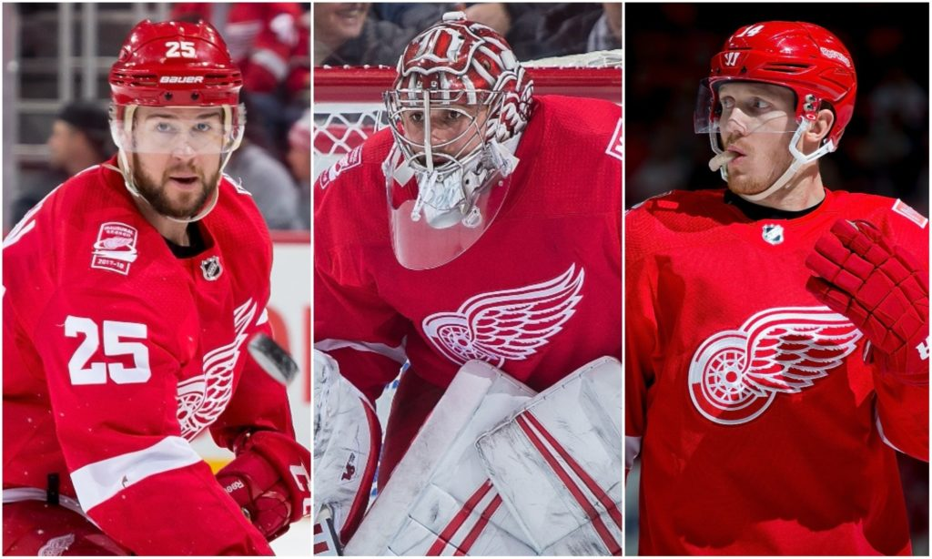 NHL Predictions: Are Red Wings good bet vs. Blackhawks? 1/25/18