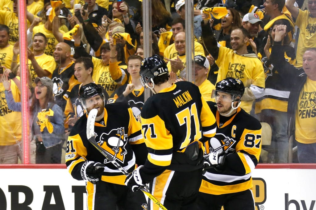 Pens' Sullivan says F Sheary out indefinitely