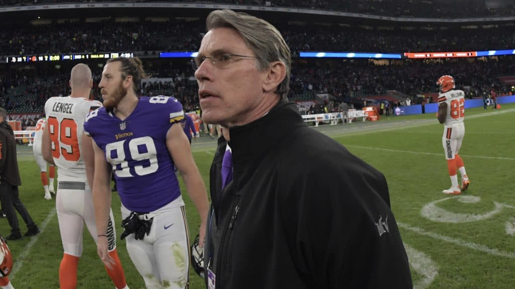 Vikings' next offensive coordinator will play a role on QB decision