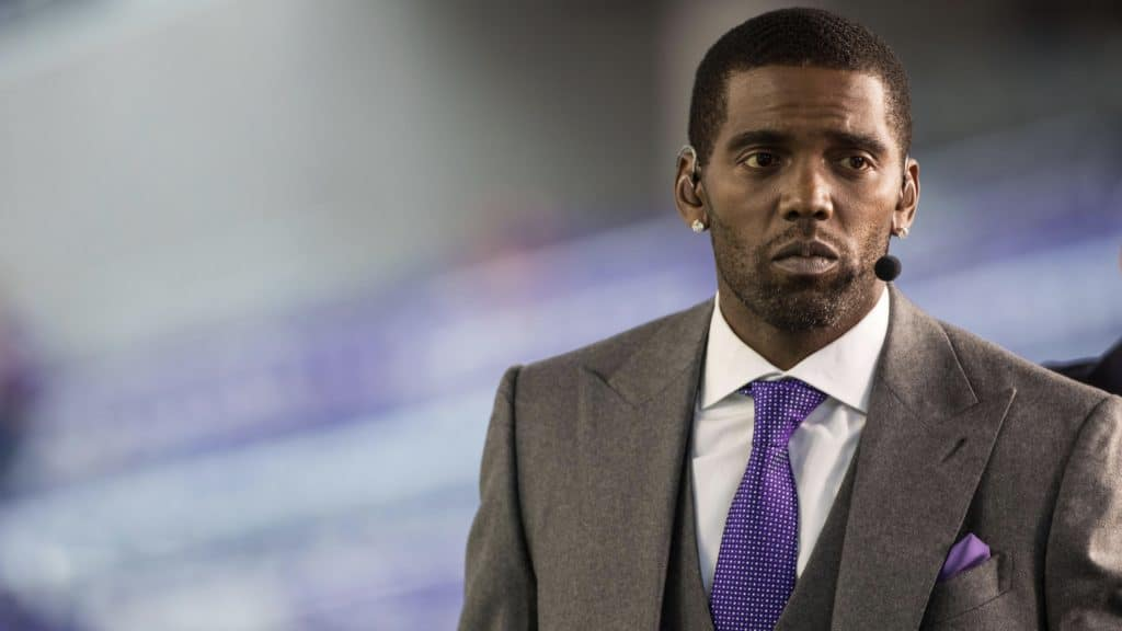 Randy Moss Rendered Speechless By News Of Hall Of Fame Selection