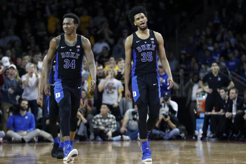 ESPN Releases 2nd Half Prediction For Duke-UNC