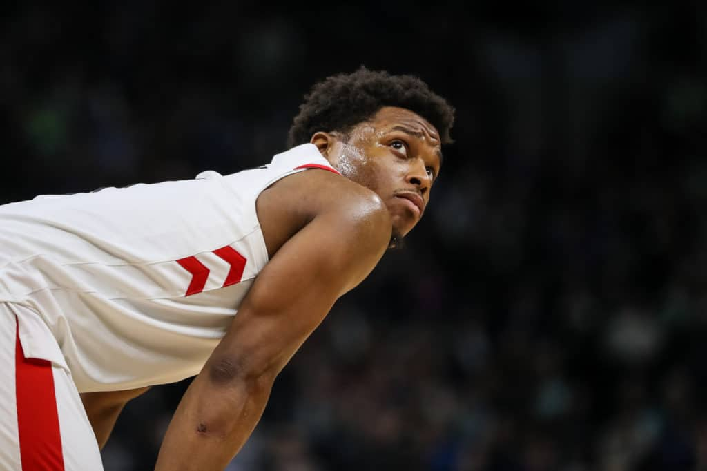 Lowry leads Raptors to 7th win in row, defeat the Bulls