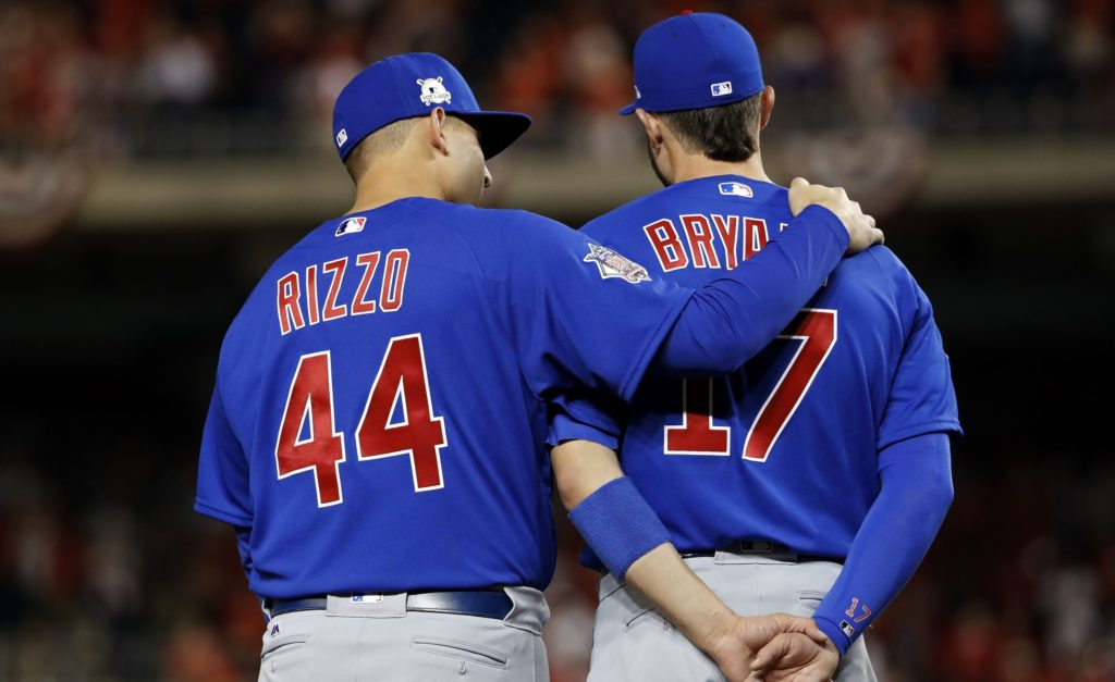 Anthony Rizzo leaves camp to head home to Parkland community