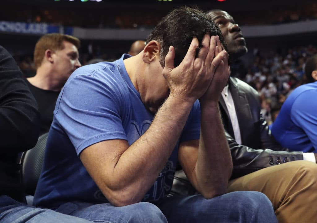 Sexual harassment allegations hit Mavs hard, Mark Cuban denies involvement