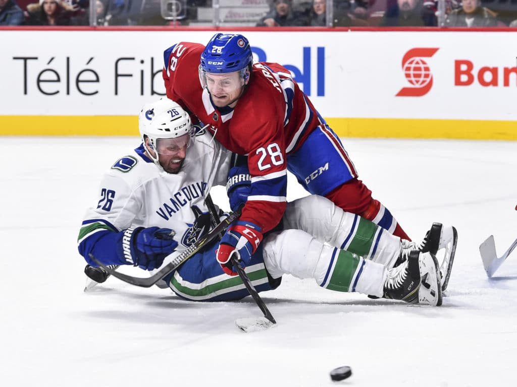 Montreal Canadiens deal defenceman Jakub Jerabek to Washington Capitals