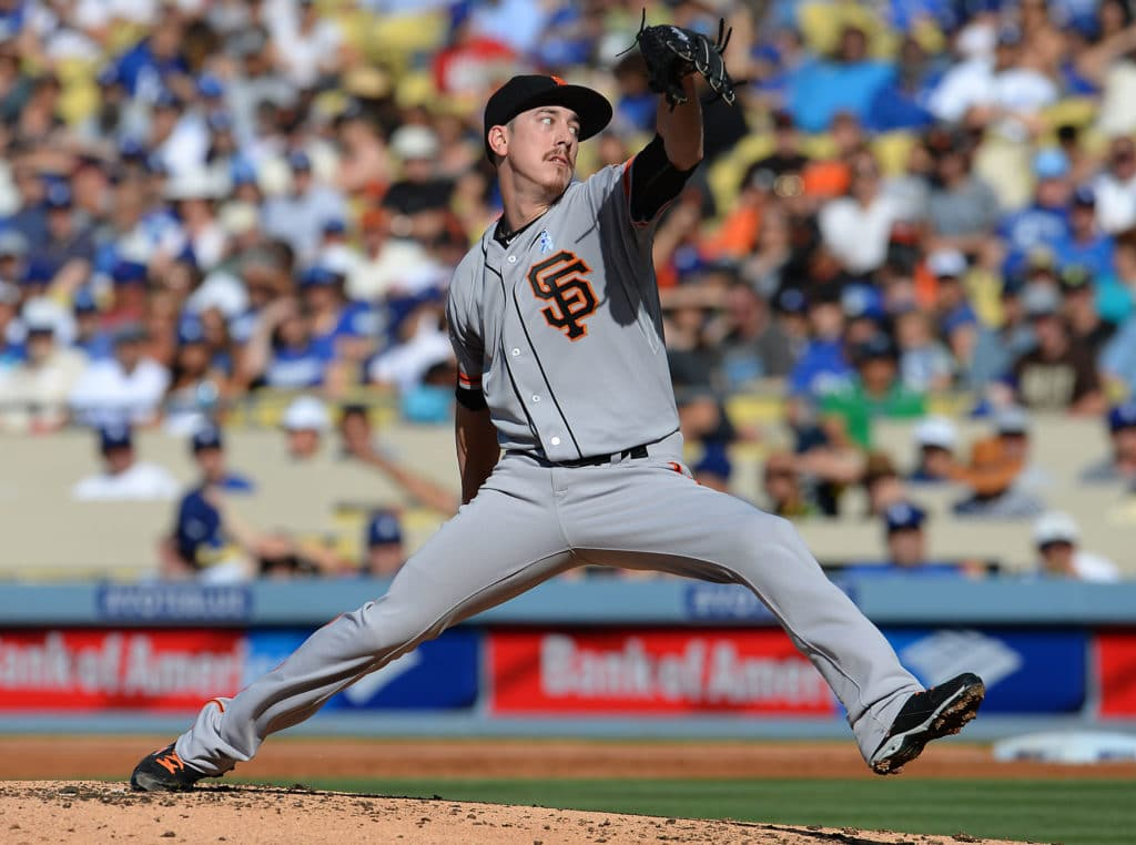 Lincecum negotiating contract with Rangers