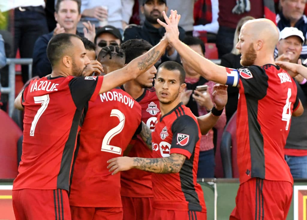 Goal's MLS power rankings: Toronto FC tops the field
