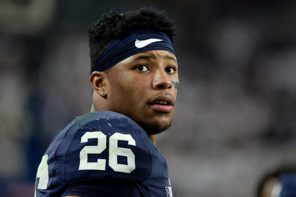 Saquon Barkley To Wear No. 26 For New York Giants