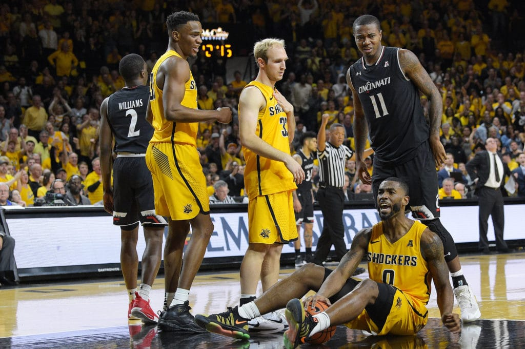 Wichita State loses to Houston in AAC Semifinals""