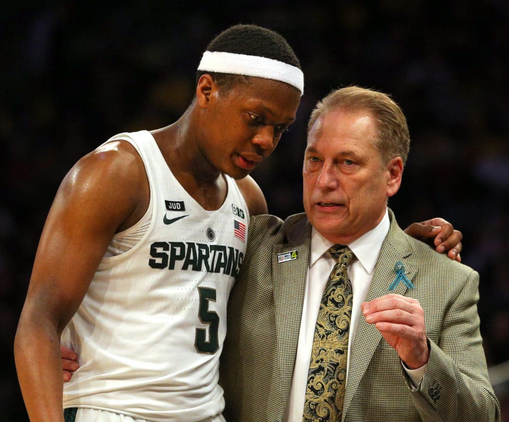 Spartans Extend Their Big Ten Record With 21st Consecutive NCAA Tournament Appearance