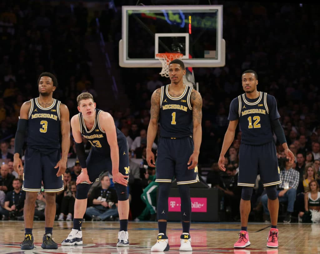 Michigan Basketball gets 3 seed, but deserved to play in Detroit