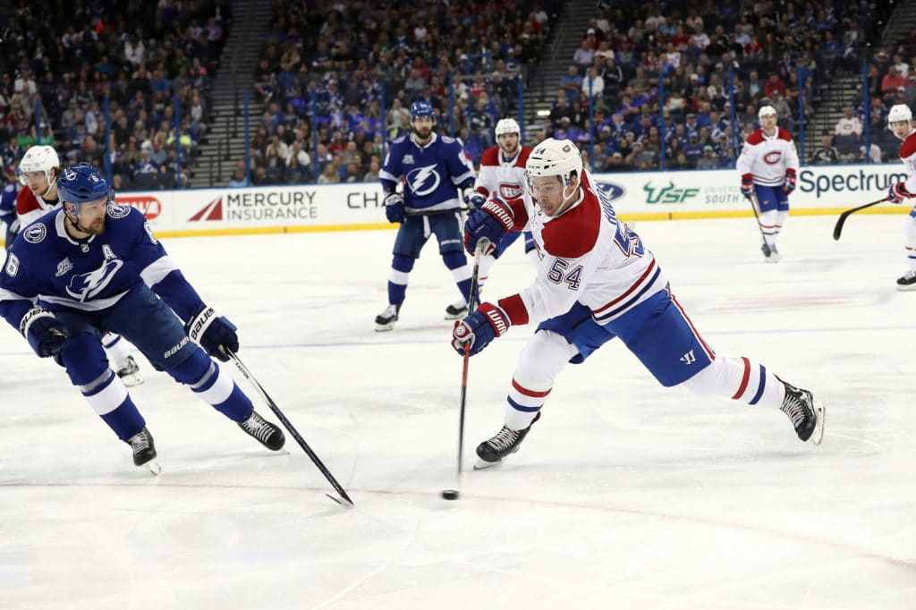 Lightning try to avoid letdown vs. struggling Canadiens
