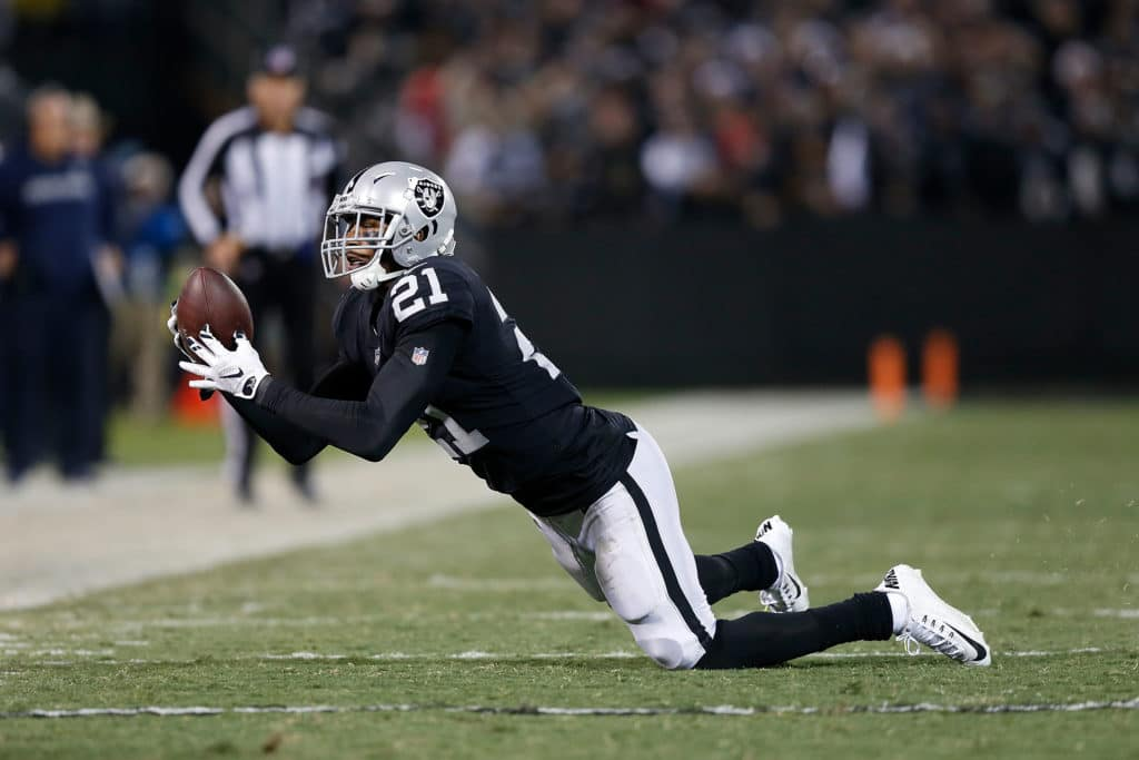 Raiders release CB Sean Smith, RT Marshall Newhouse
