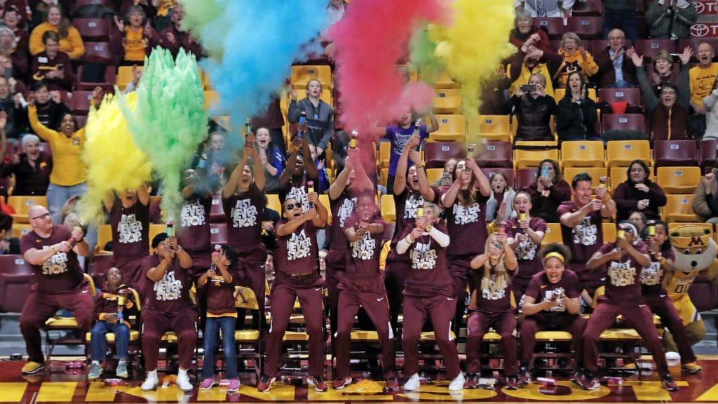 Gophers women's basketball team