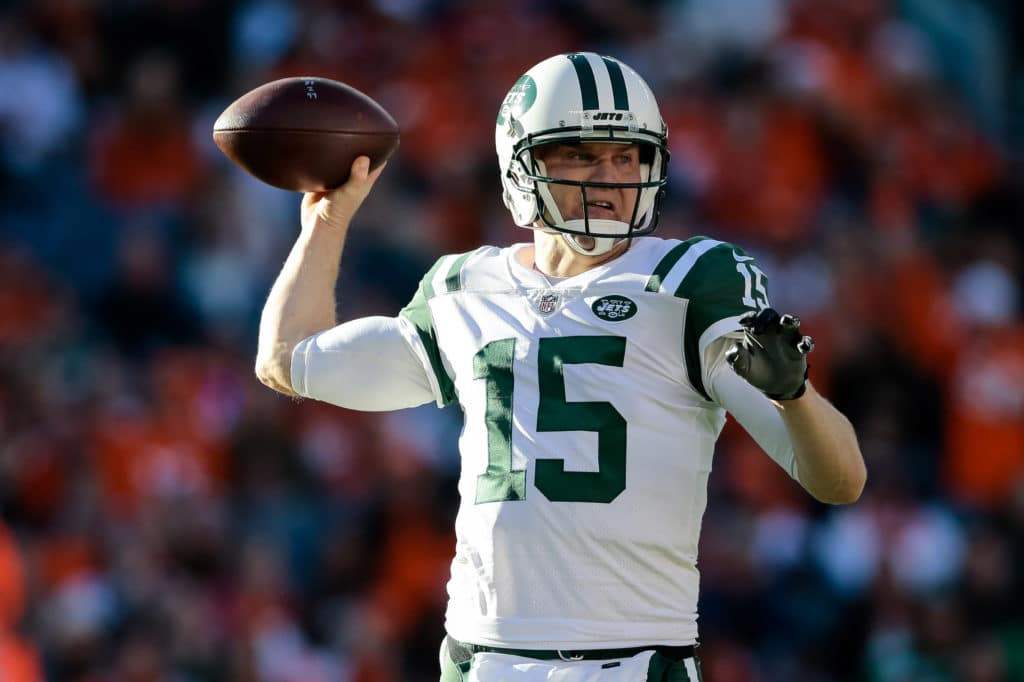 Josh McCown informed he'll be the Jets' starter