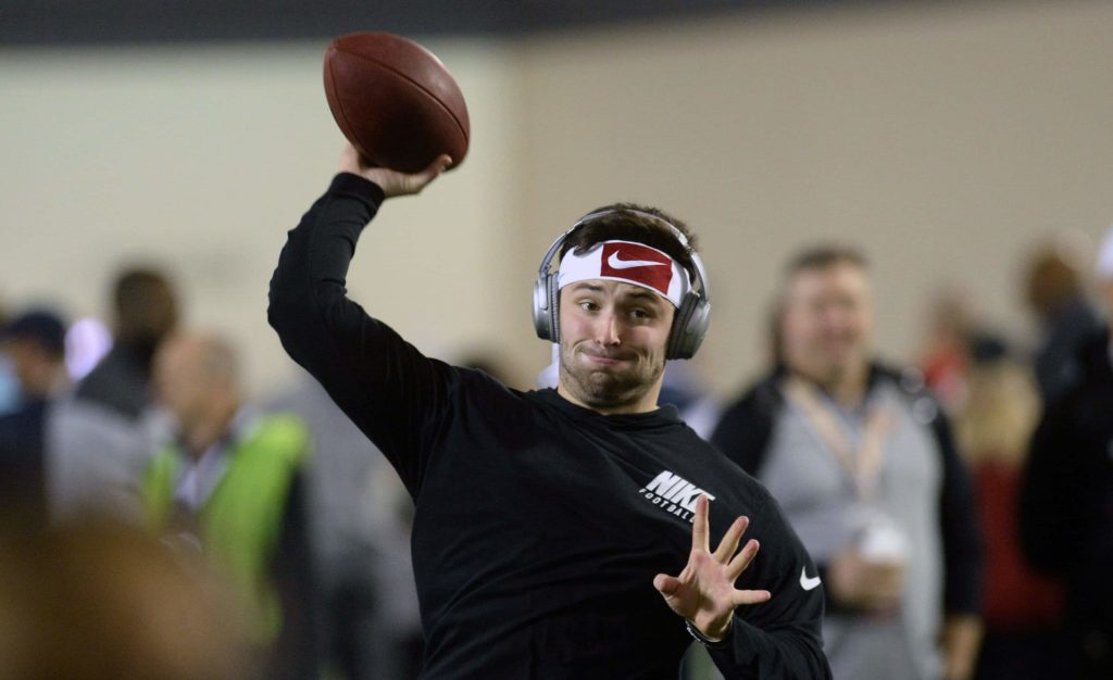 NFL Team Hired a PI to Tail Baker Mayfield