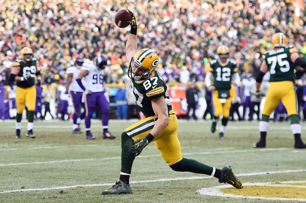 Jordy Nelson reportedly targeting Patriots after release by Packers