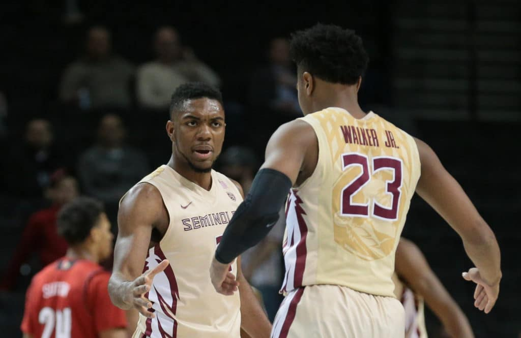Another No. 1 seed falls as Florida State rallies past Xavier