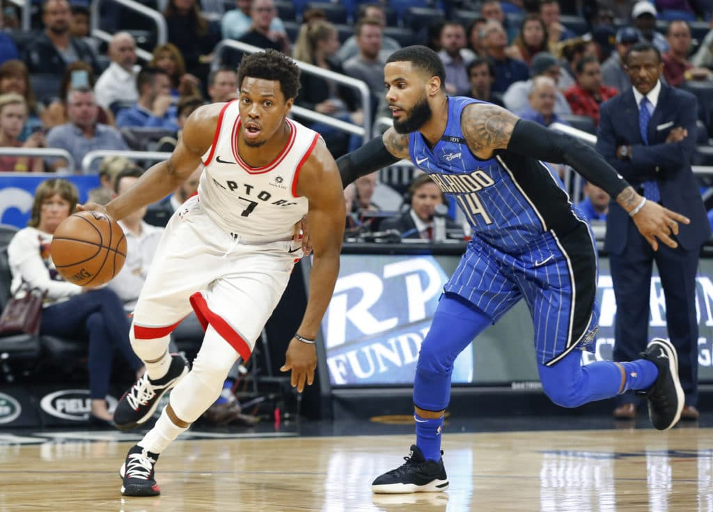 Raptors' DeRozan (thigh) out vs. Magic