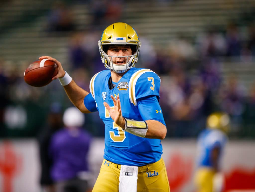 The Cleveland Browns Will Draft A Quarterback Who Will Sit All Season