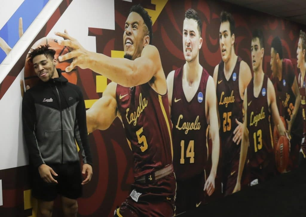First look at Michigan's Final Four opponent: Loyola-Chicago Ramblers