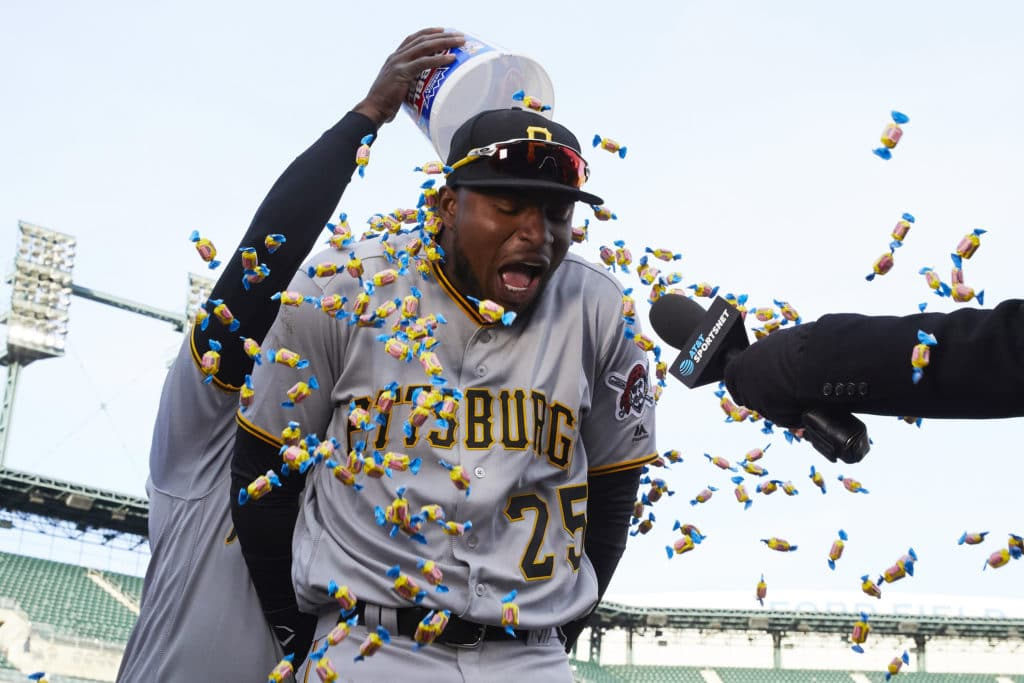 Pirates sweep doubleheader, series from Tigers