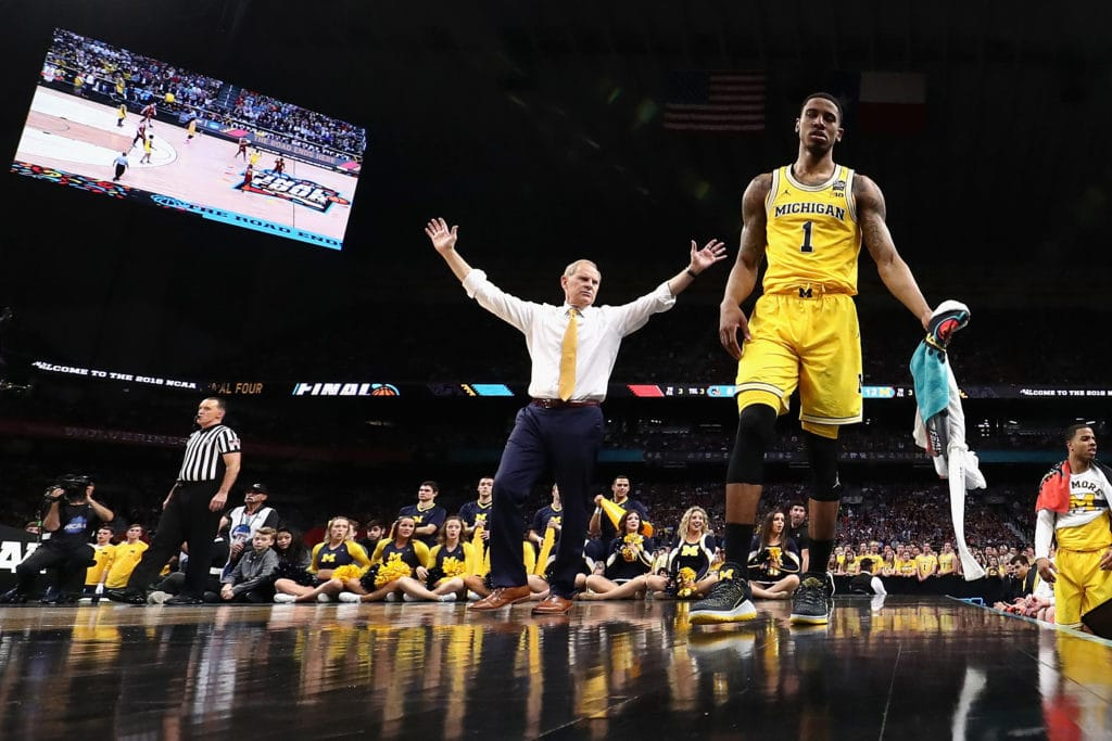 Wolverines, Wildcats, Play for National Title