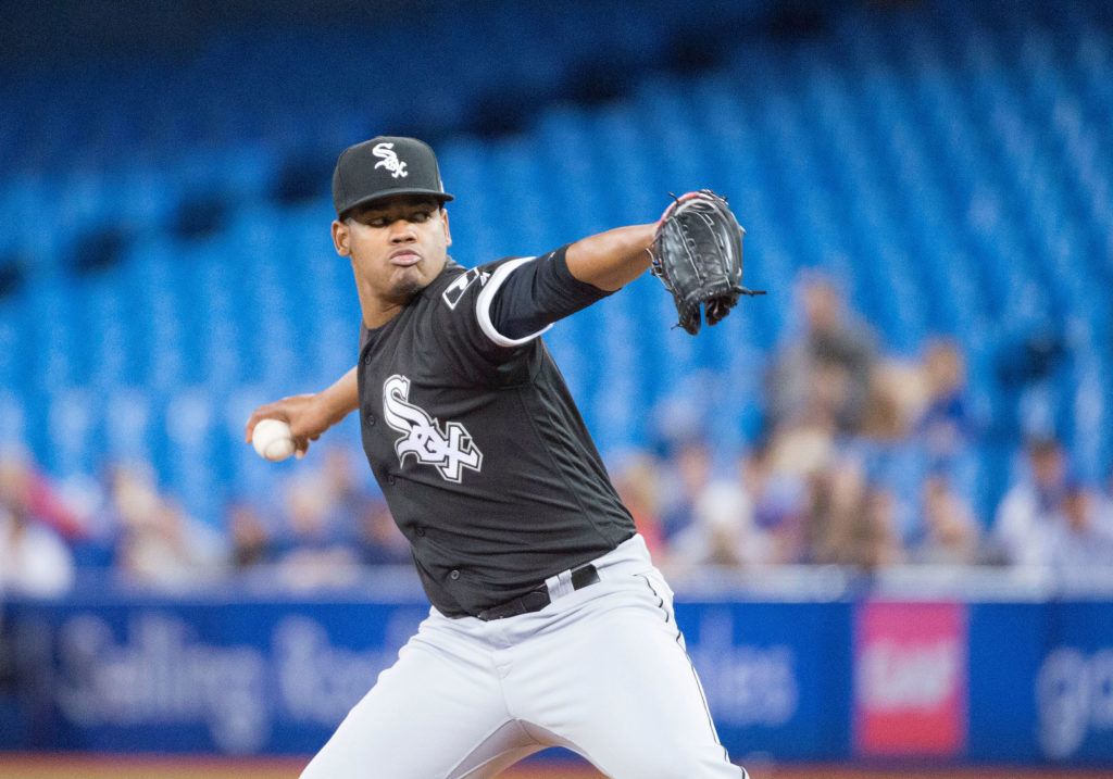 Sox can't keep up with high-flying Jays