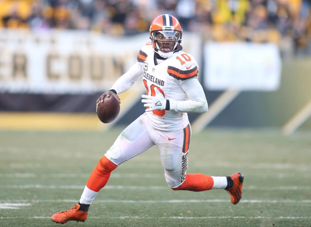 Robert Griffin III, Ravens, reach agreement on 1-year deal
