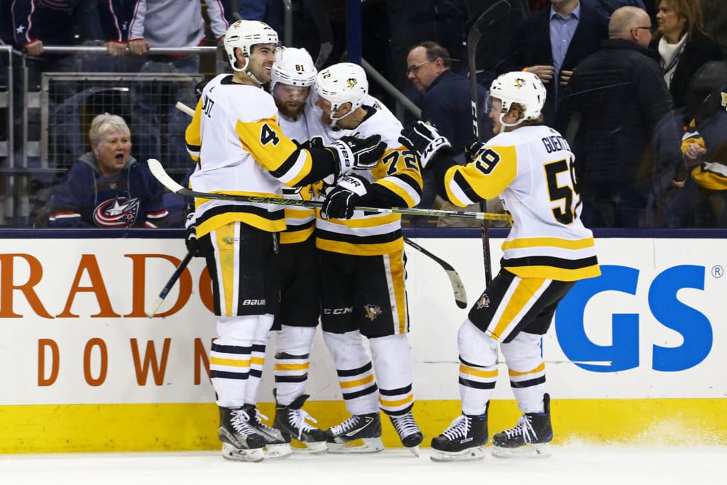 Injuries and all, Phil Kessel wills Penguins past Blue Jackets – The ...
