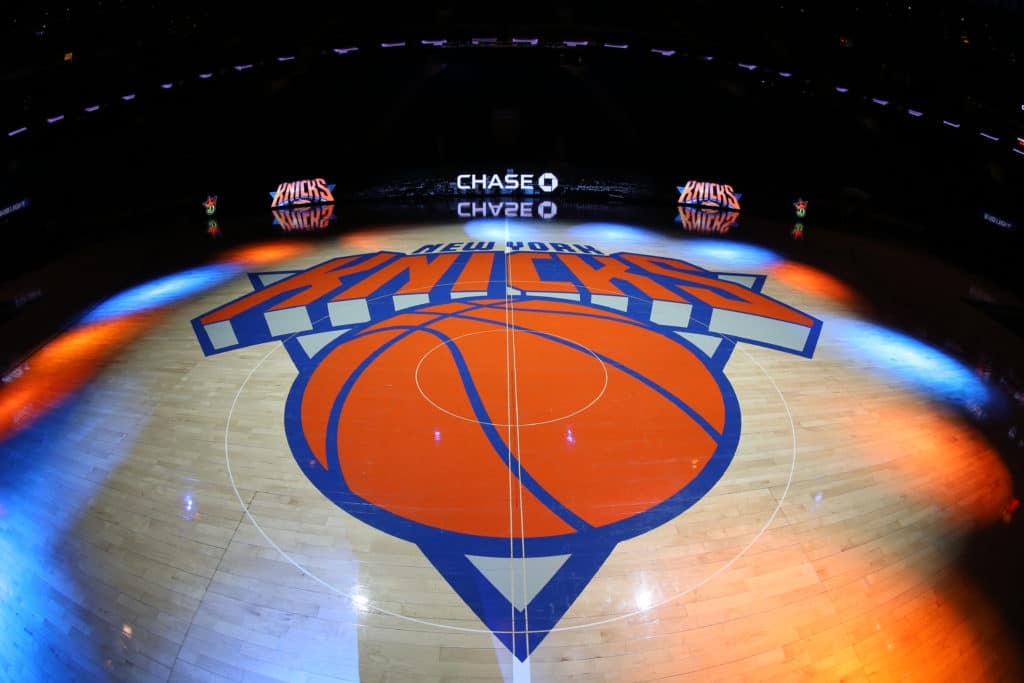 wholesale dealer 0b2aa acb9c Mike Vorkunov podcast Are the Knicks better off now than a year ago