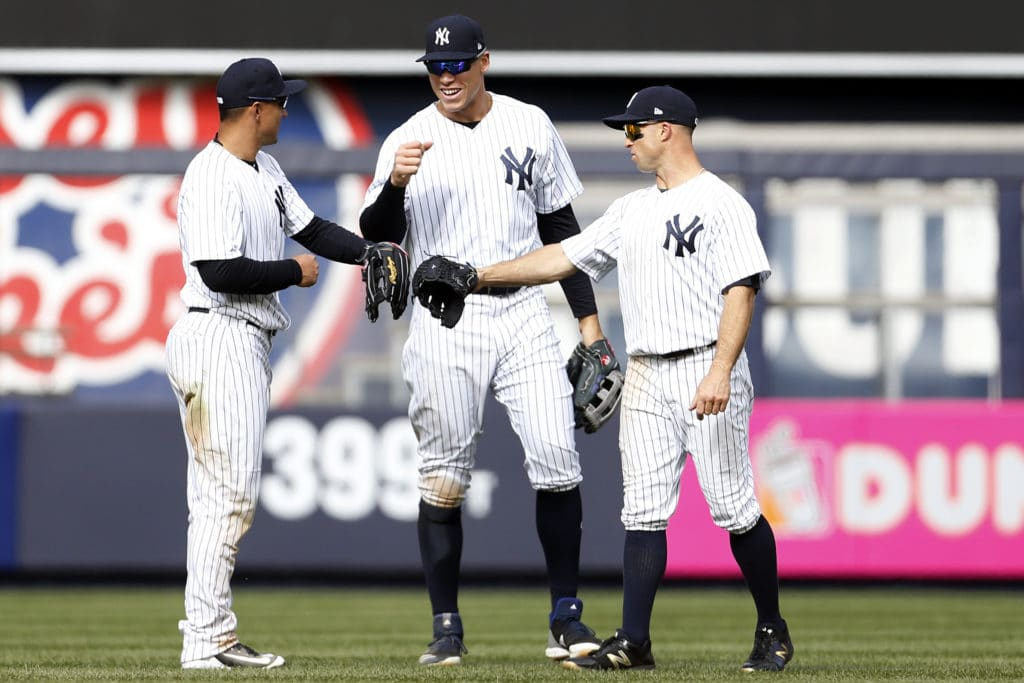 First Yankees homestand ends with boos for Stanton