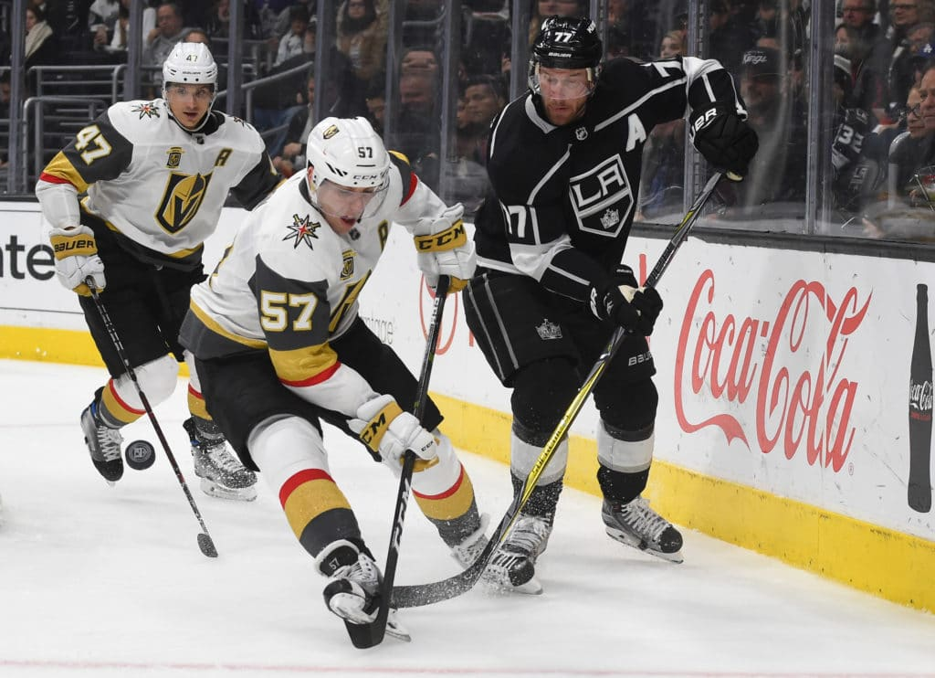 Stanley Cup Playoffs: Vegas Golden Knights vs. Los Angeles Kings Preview
