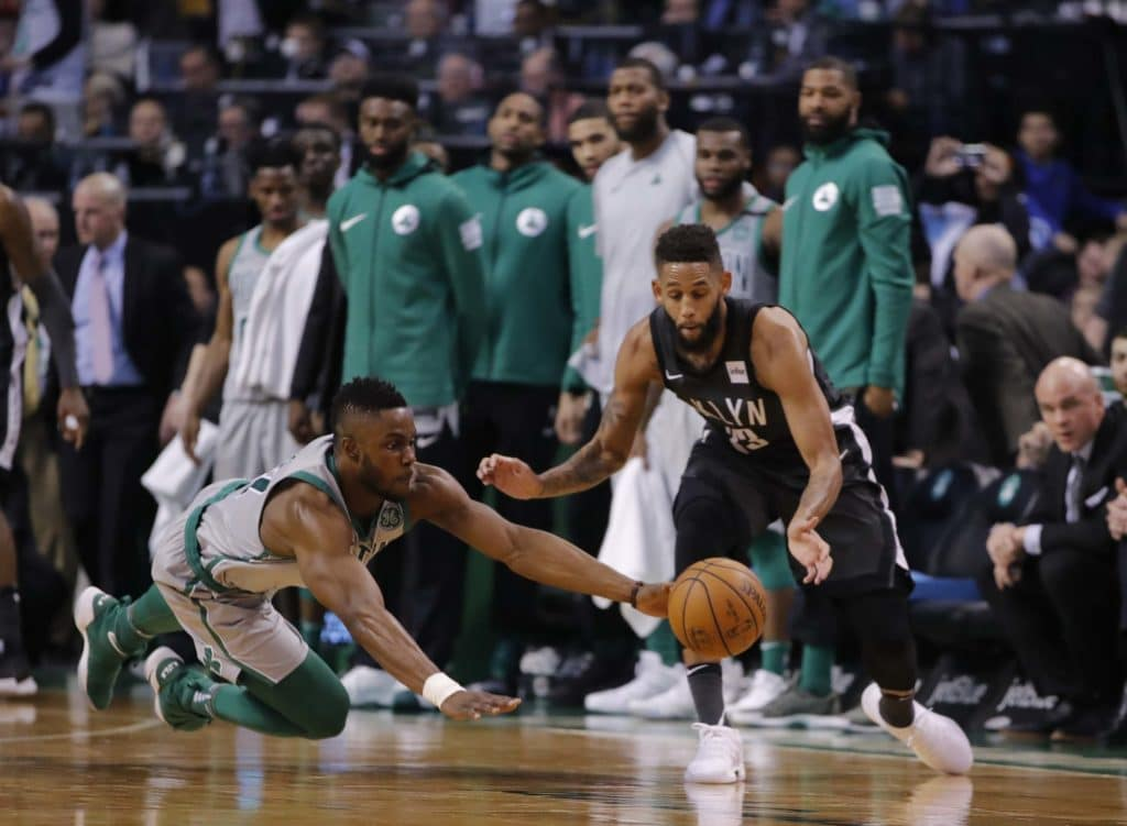 Terry Rozier scores 23 as Boston Celtics beat Milwaukee Bucks in OT