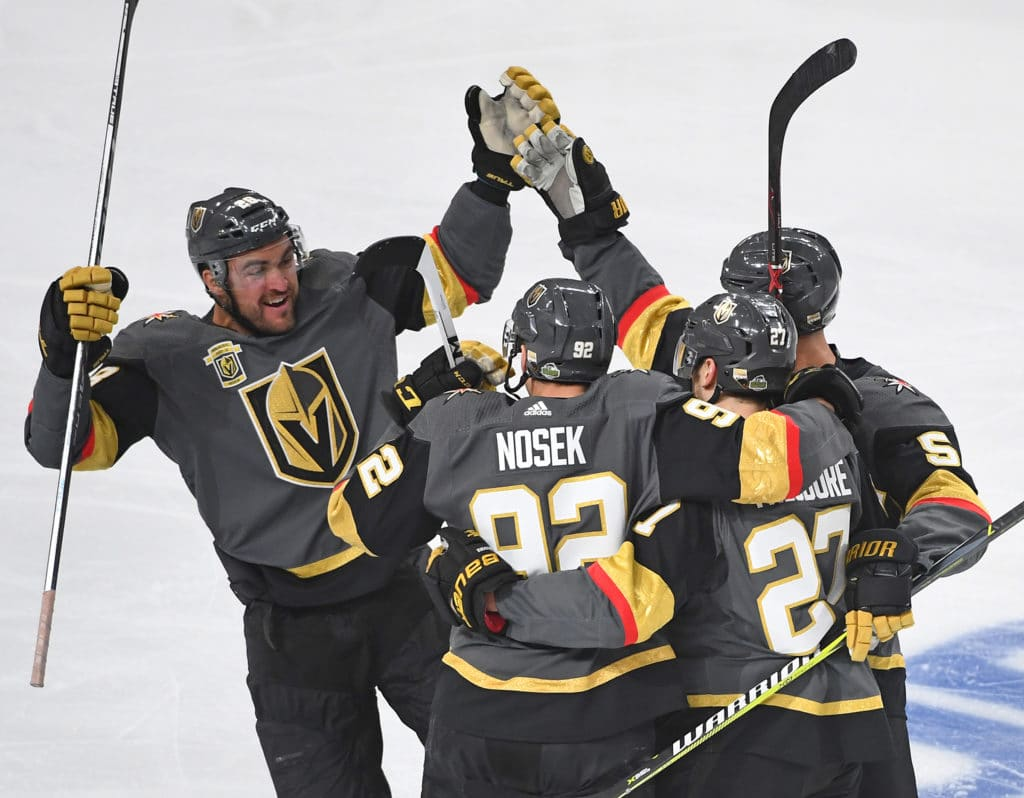 NHL Playoffs 2018: Vegas Golden Knights vs