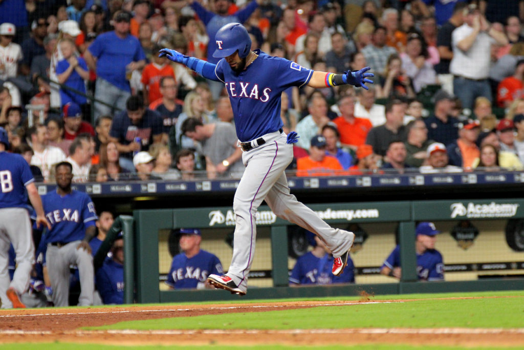 Rangers-Colon-Perfect Game Alert