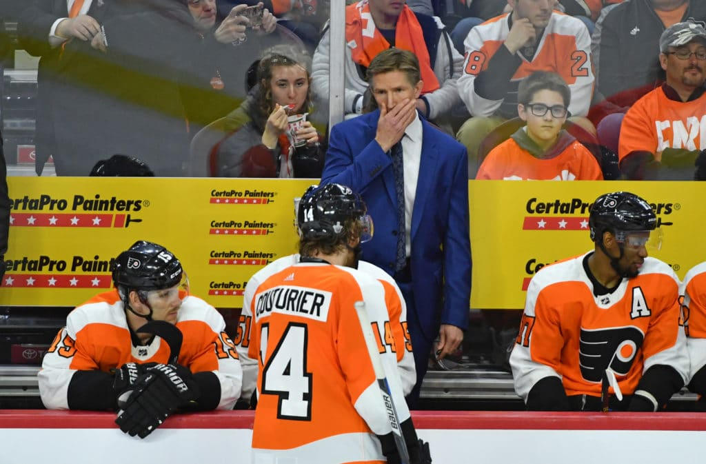 Pittsburgh Penguins dominate Philadelphia Flyers in Game 1
