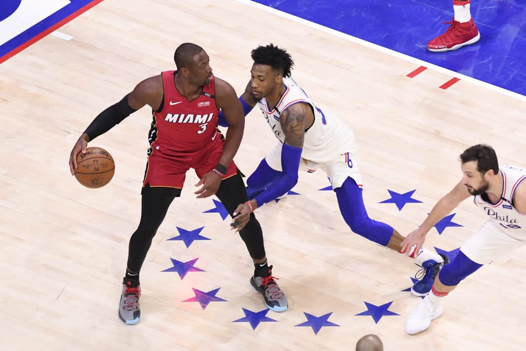 76ers C reportedly upgraded to probable for Game 3