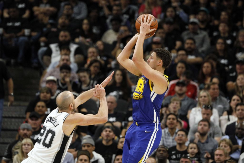 The Spurs Avoid A Sweep By Toppling The Warriors In Game 4
