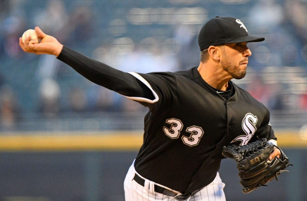 White Sox's Danny Farquhar In Critical Condition After Suffering Brain Hemorrhage