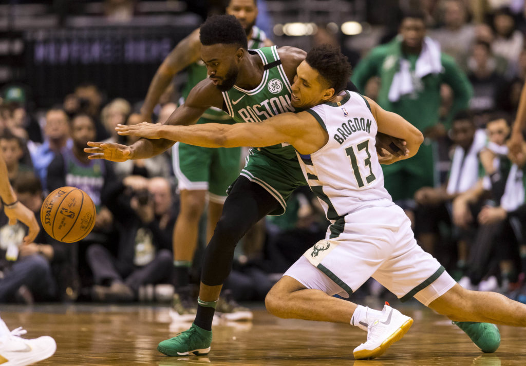 Celtics Comeback Falls Short, Lose to Bucks 104-102 in Game 4
