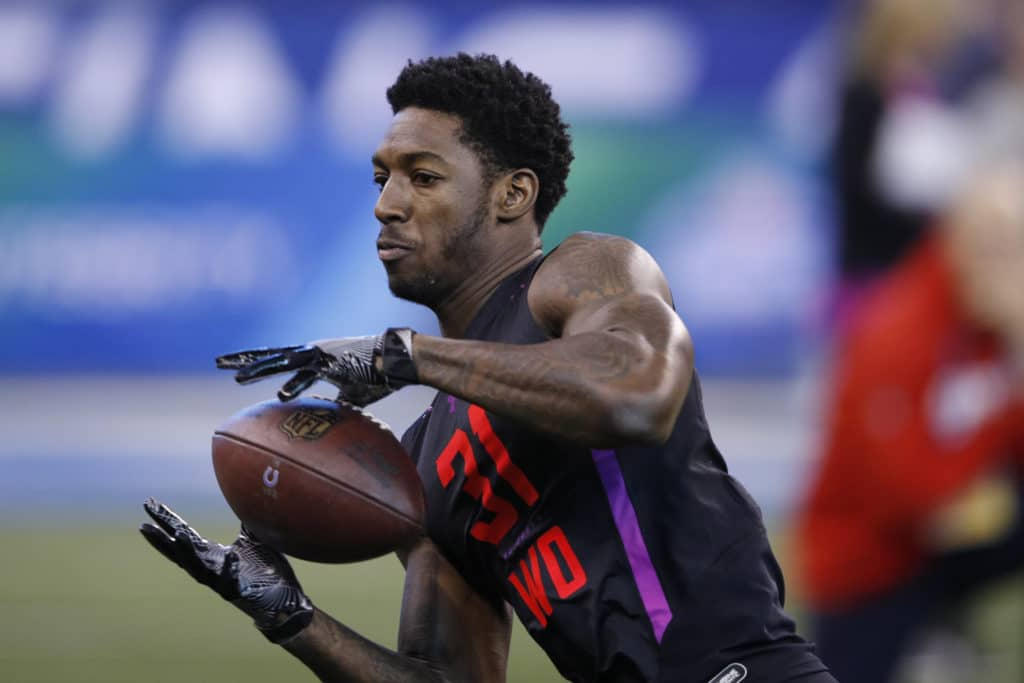 Browns NFL draft primer: Wide receiver